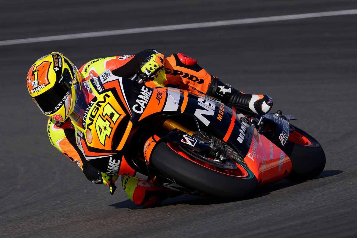 Andrea Lannone Claims First Moto GP Win in Austria